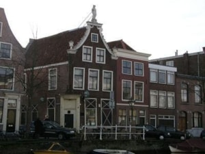 Beleggingspand te Leiden