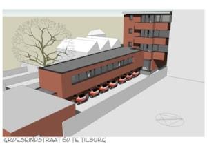 Beleggingspand Tilburg (ontwikkeling)