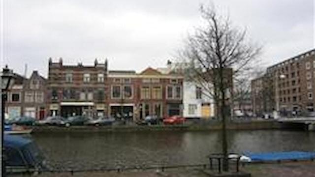 Omgeving Oude Singel Leiden