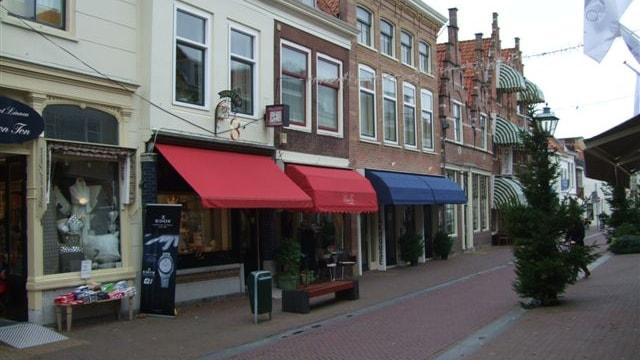 Beleggingspand Voorstraat 35 te Brielle