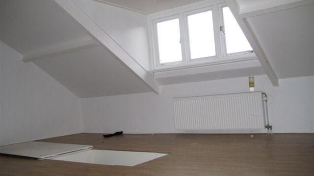 Zolder verdieping