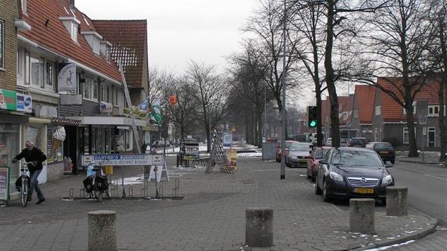 Straatbeel Hilversum