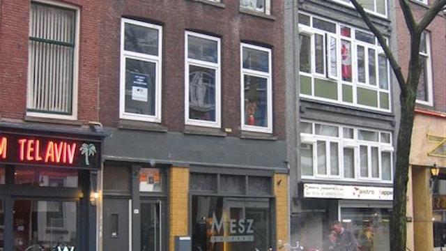 Witte de Withstraat te Rotterdam