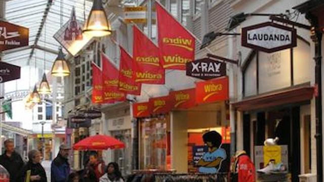 Sint Jacopsstraat te Vlissingen
