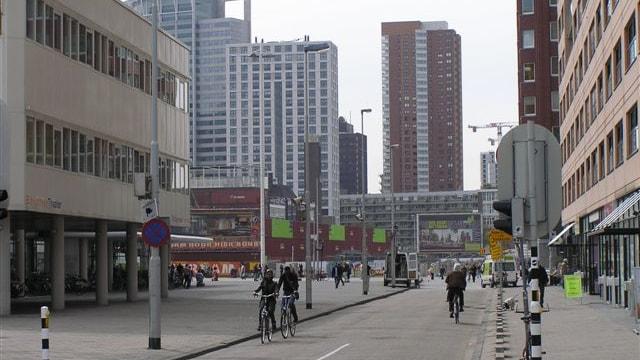 Pannekoekstraat 101a en 103a  / Nieuwemarkt 24 en 25