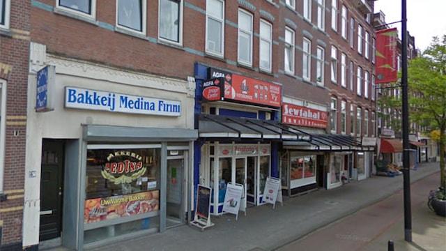 Winkelbelegging Vierambachtstraat Rotterdam