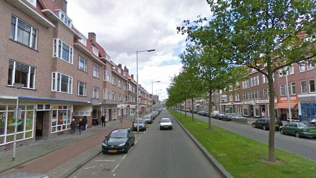 Strevelsweg Rotterdam