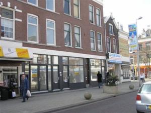 Noordmolenstraat te Rotterdam