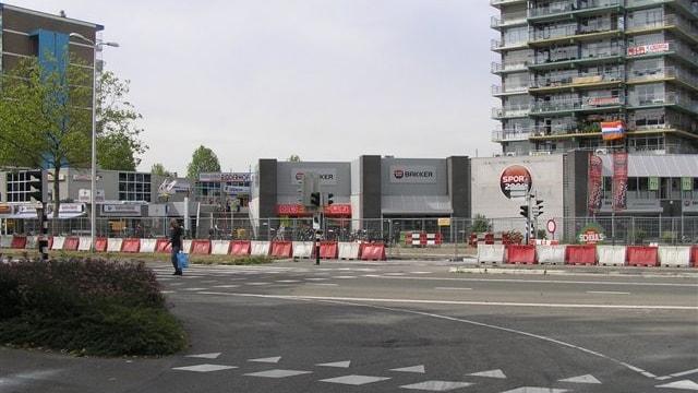 Ridderhof winkelcentrum