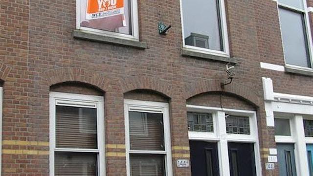 Adamshofstraat Rotterdam