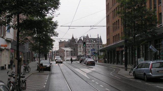 Winkelstraat Rotterdam