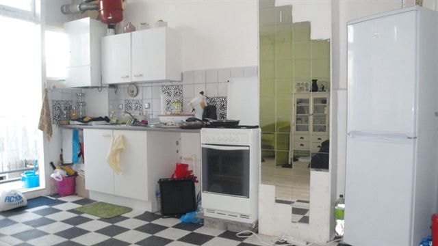 Keuken studio 1