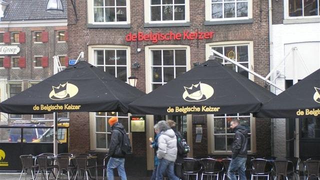 Terras Belgische Keizer (buren)