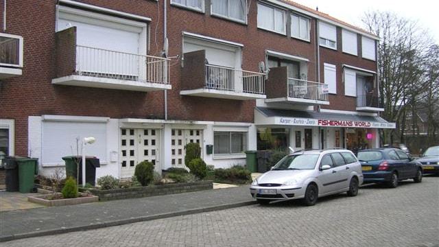 Beleggingspand aan de Diemermeerstraat 7