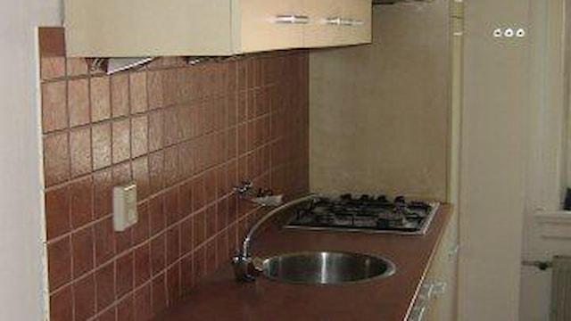 Keuken behorend tot 2e verdieping
