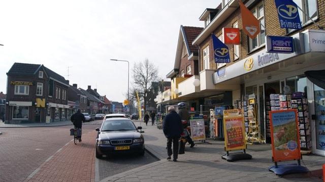 Spoorstraat Gennep.