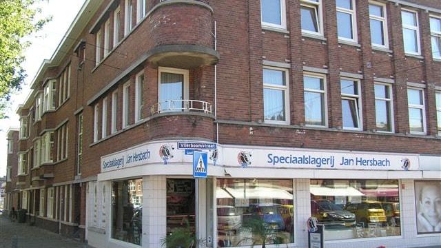 Verhuurd winkelpand te Den Haag