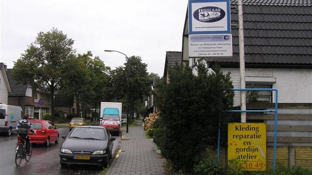 Eendrachtstraat / oprit