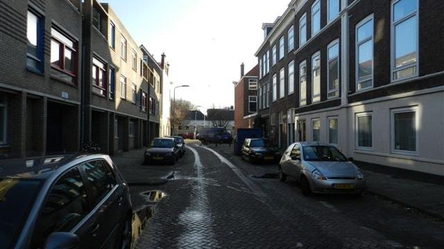 Aanzicht 2 Westerbaenstraat Den Haag