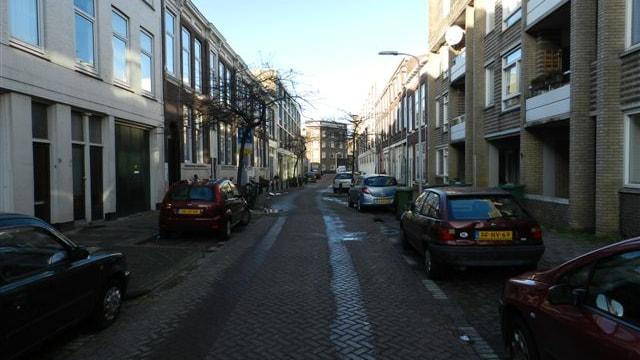Aanzicht 1 Westerbaenstraat Den Haag