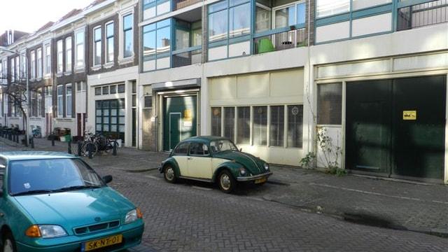Parkeren nabij centrum Den Haag