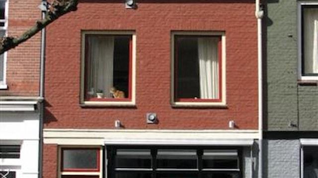 Kapsalon + appartement
