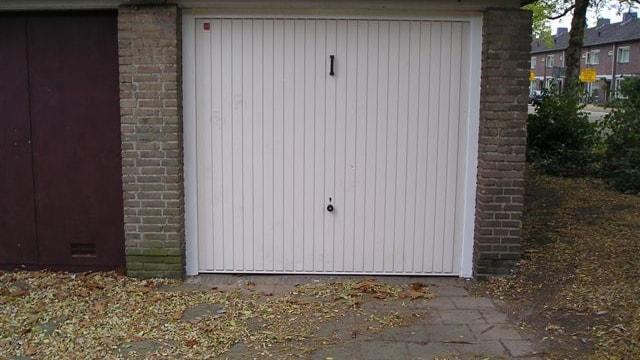 Garagebox Kaakstraat te Eindhoven