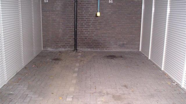 Inhoud garagebox Kruisakker te Eindhoven
