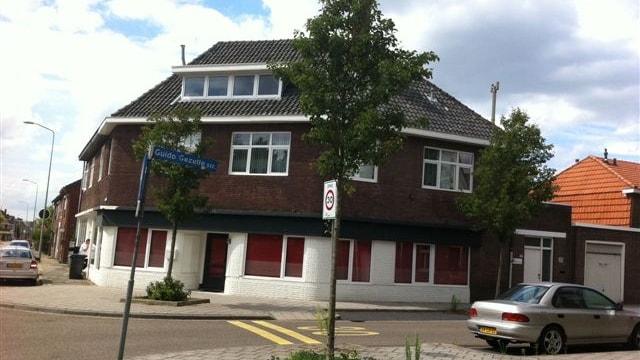 Guido Gazellestraat 1A & Kerkraderweg 87A