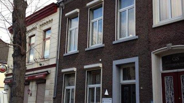 Willem II Singel- Veeladingstraat, buitenzijde