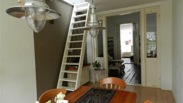 Appartement beneden - nummer 40
