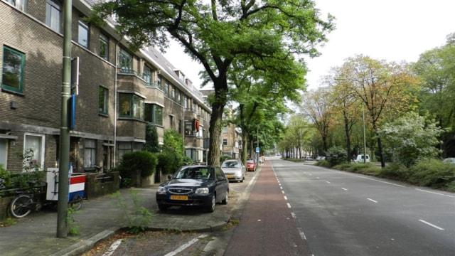 Straat rechts
