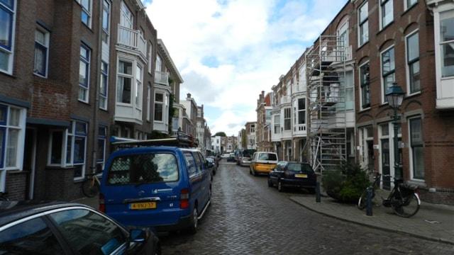 Noorderbeekdwarsstraat links