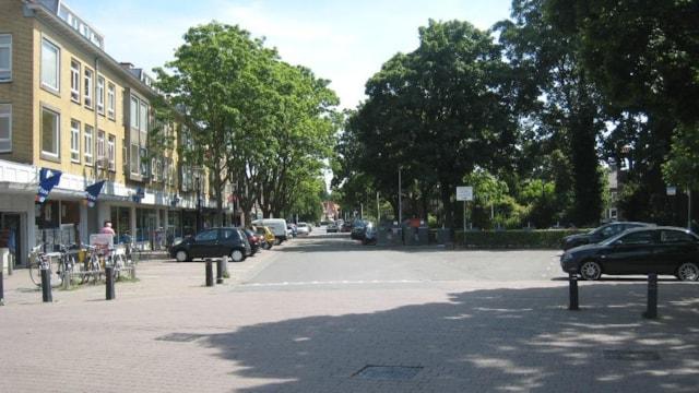Händelstraat.