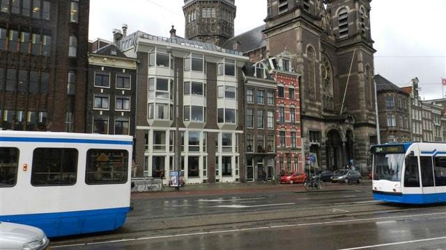 Voorzijde Prins Hendrikkade 81 M