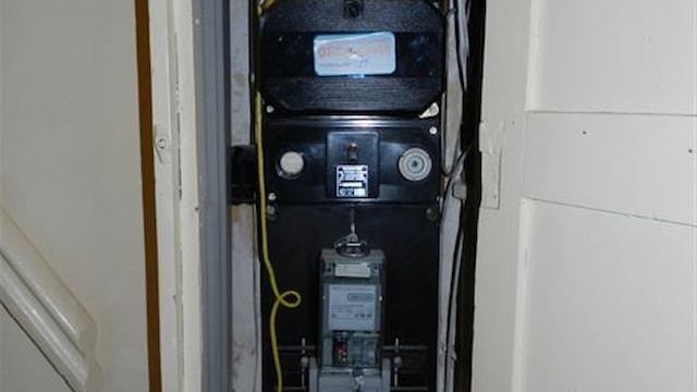 Meterkast