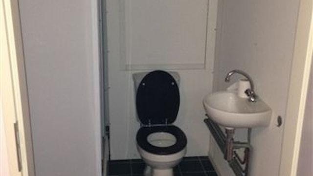 Pieter Pijpersstraat 2, begane grond - toilet