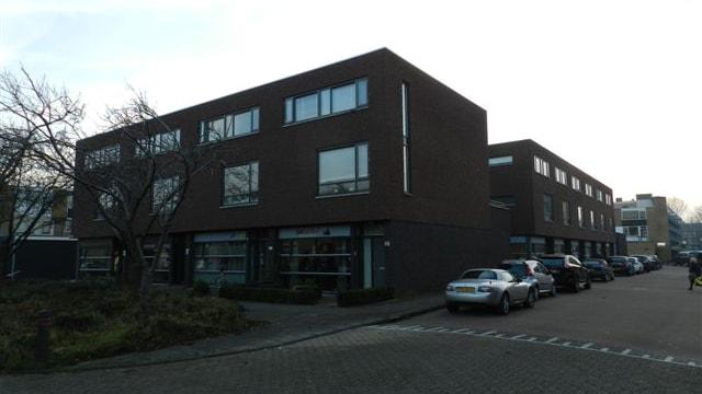 Hoek Hobbemastraat / Wouwermansstraat