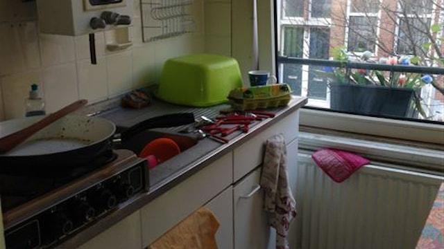 Keuken eerste etage
