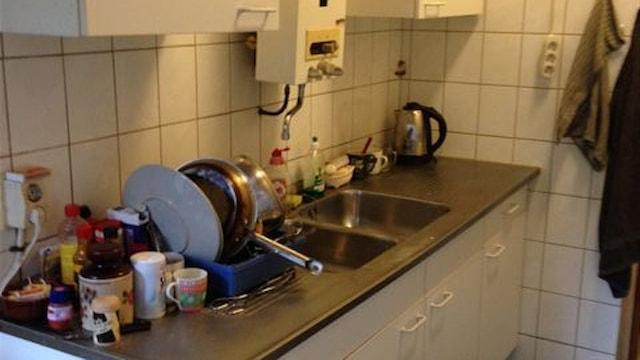 Keuken begane grond