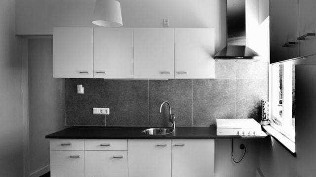 Keuken woning