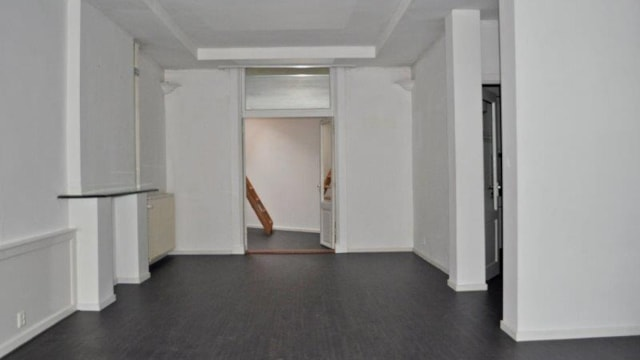 Appartement begane grond