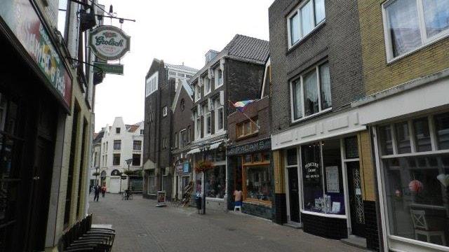 belegging pand Schiedam