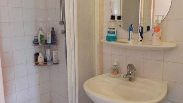Badkamer achterzijde