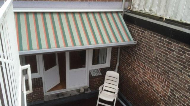 Balkon kamer 4.