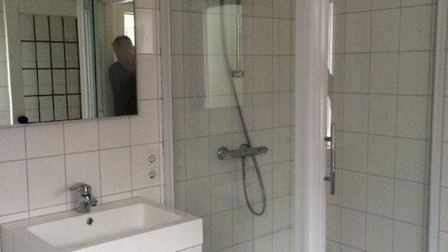 Badkamer begane grond.