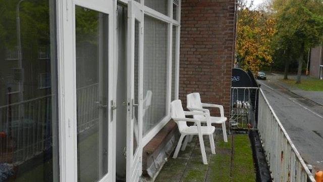 Balkon voorzijde