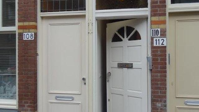 Scheepersstraat 110 en 110A