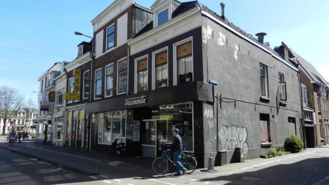 Omgeving Wittevrouwenstraat