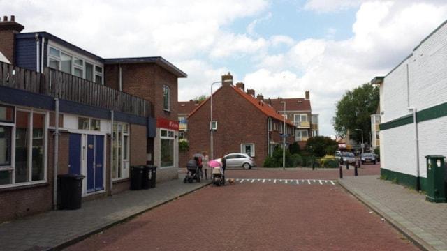 Woningbelegging IJmuiden